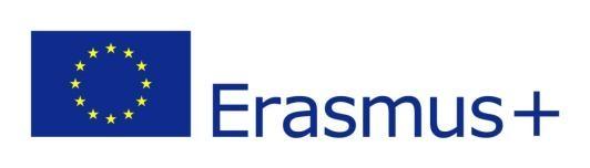 Gefördert durch Erasmus +